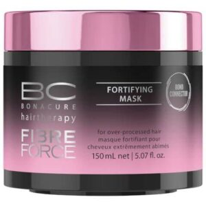 Schwarzkopf BC Fibre Force Fortifying Mask – Máscara Fortificante 150ml