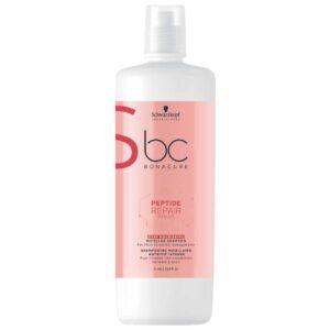 Schwarzkopf BC Repair Rescue Shampoo Deep Nourishing  – Shampoo Nutrição Profunda 1000 ml