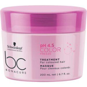Schwarzkopf BC Color Freeze Treatment Masque  – Máscara 200 ml