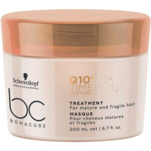 Schwarzkopf BC Time Restore Q10 Treatment – Máscara 200 ml