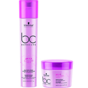 Schwarzkopf BC Color Freeze Kit- kit Shampoo e Máscara
