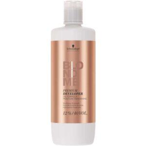 Schwarzkopf BlondMe Premium Care Developer Loção Ativadora 12% 40volumes – Oxidante 1000ml