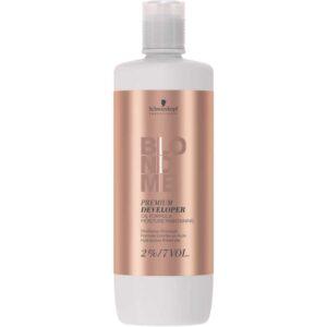Schwarzkopf BlondMe Premium Care Developer Loção Ativadora 2% 7volumes – Oxidante 1000ml