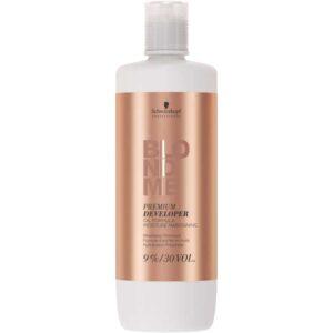 Schwarzkopf BlondMe Premium Care Developer Loção Ativadora 9% 30volumes – Oxidante 1000ml