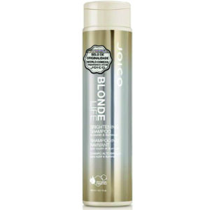 Joico Blond Life  Brightening Shampoo – Shampoo para cabelos loiros – 300ml