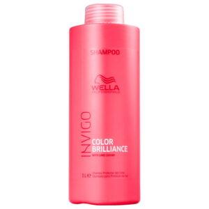 Wella Invigo Color Brilliance Shampoo 1000ml