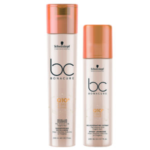 Schwarzkopf BC Time Restore Q10 Kit Shampoo 250ml + Condicionador Spray 200ml