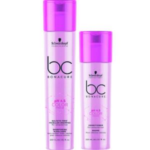 Schwarzkopf BC Color Freeze Kit shampoo 250ml + condicionador 200ml